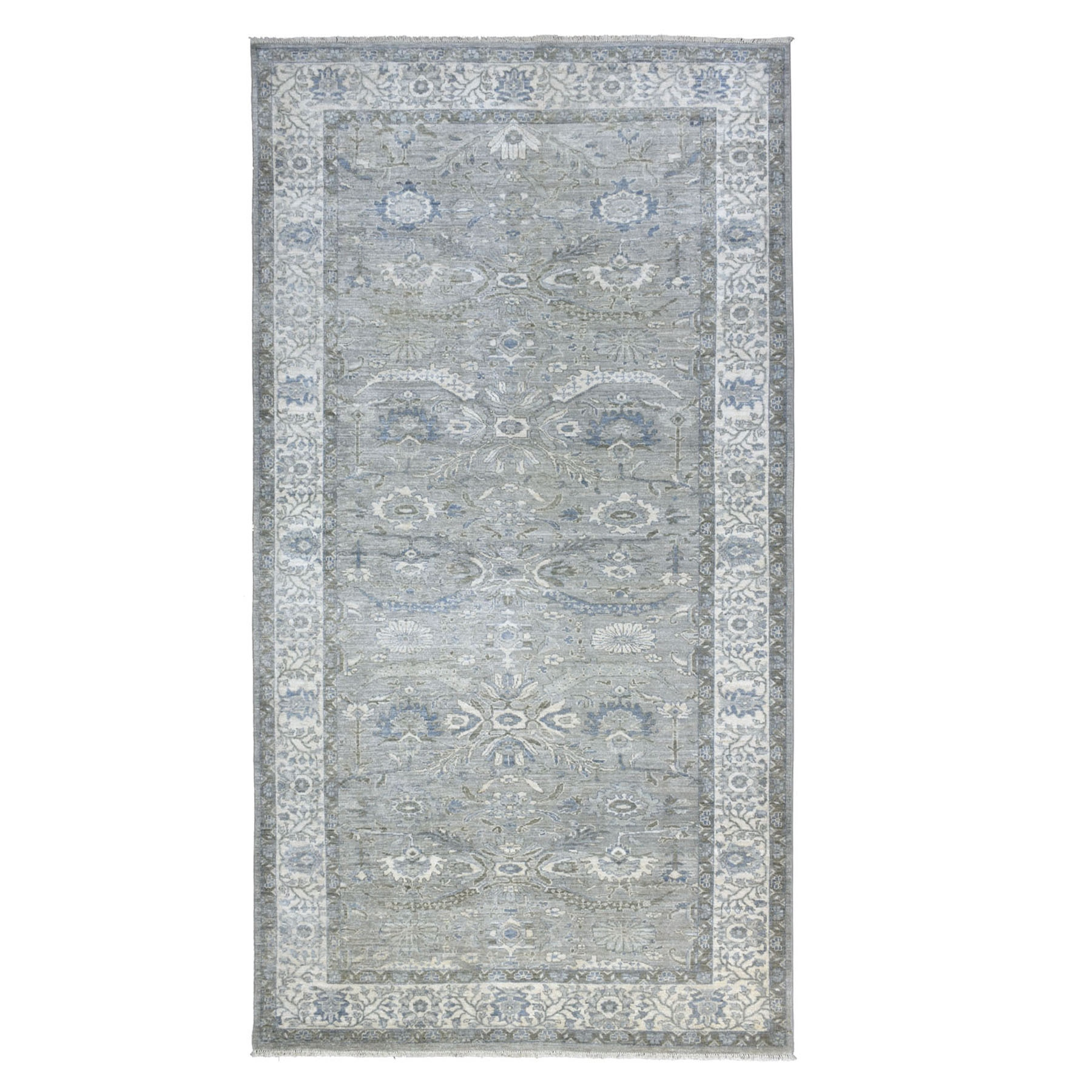 Oushak And PeshawarRugs ORC510993